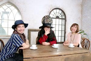 Noguchi RYO HIDALI - TV Interview